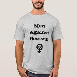 Manar mot könsdiskrimineringskjortan tee shirts