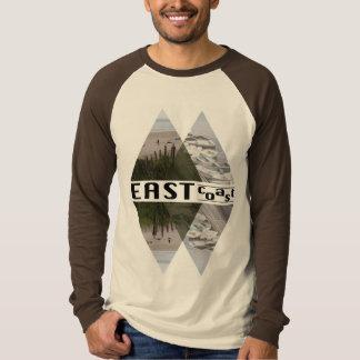 Manar OSTKUST för T-tröja för Raglan för Tee