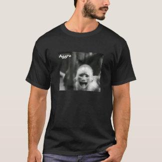 """Manar Shirt. """"för Aggro"""" för apa för vintage unik T-shirt"""