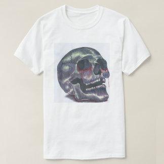 Manar skalleutslagsplats tee shirt