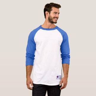 Manar skjorta för sleeve för mästareRaglan 3/4, Tee