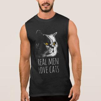 """Manar Sleeveless T-tröja: """"Verkliga Sleeveless T-shirt"""