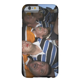 Manar som leker Rugby 3 Barely There iPhone 6 Fodral