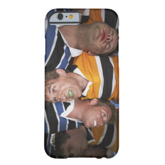 Manar som leker Rugby Barely There iPhone 6 Skal