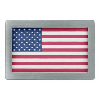 Manar spänner fast det patriotiska bältet för USA