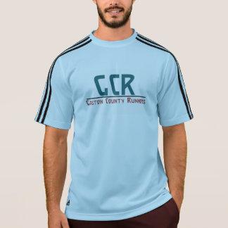 Manar T-tröja för Adidas Tech med GCR-logotypen Tee Shirts