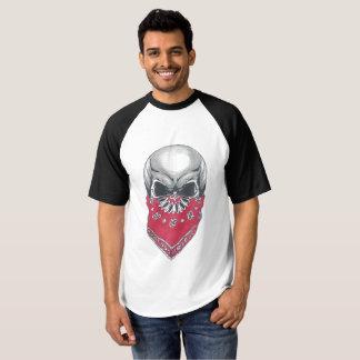 Manar T-tröja för baseball för Raglan för Banadana T-shirts