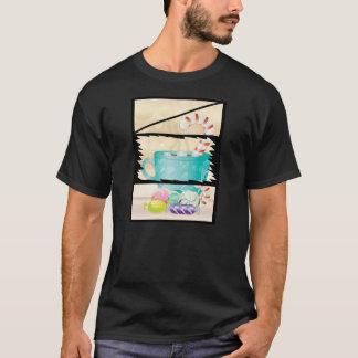 Manar T-tröja för fest för jul för komiska remsa T Shirts