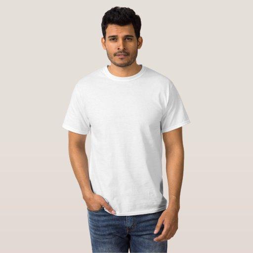 Prisvärd T-shirt, Vit