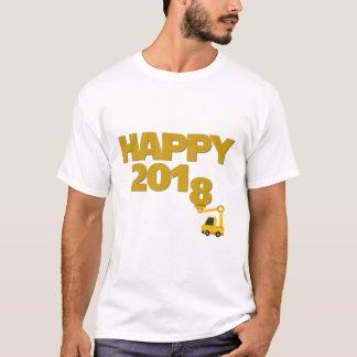 ManarT-tröja för gott nytt år 2018 Tee