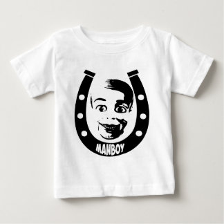 Manboy hästsko tshirts