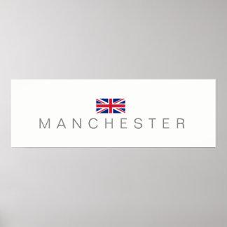 Manchester affisch