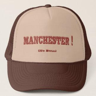 Manchester hatt truckerkeps