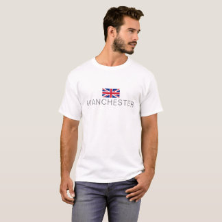 Manchester manar grundläggande T-tröja T-shirt