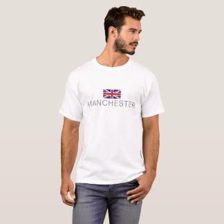 Manchester manar grundläggande T-tröja Tee Shirts