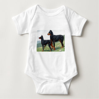 Manchester Terrier & DobermanPinscher T Shirts