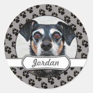 Manchester Terrier X - Jordanien - Derr Runt Klistermärke