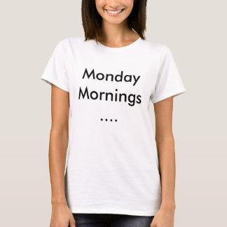 Måndag morgnar tröjor