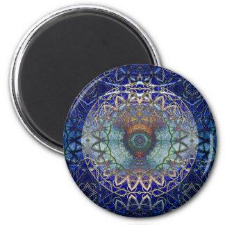 Mandala av den Noedic webbenmagneten Magnet