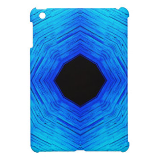 Mandala för blått för mini- fodral för iPad iPad Mini Mobil Skal
