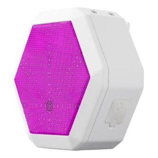 Mandala för Kaleidoscope för kärlek för Bluetooth Vit Bluetooth Högtalare