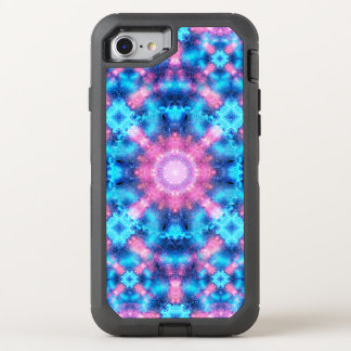 Mandala för Nebulaenergimatris OtterBox Defender iPhone 7 Skal
