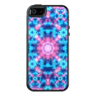 Mandala för Nebulaenergimatris OtterBox iPhone 5/5s/SE Fodral