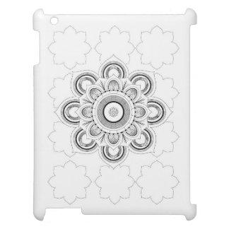 Mandala india iPad mobil skal