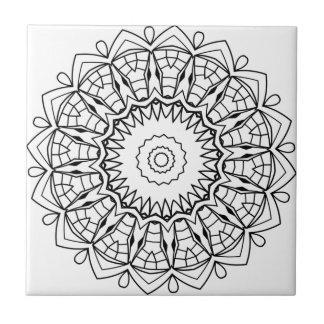 Mandala Kakelplatta