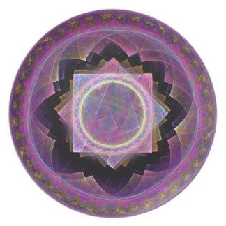 Mandala Tallrik
