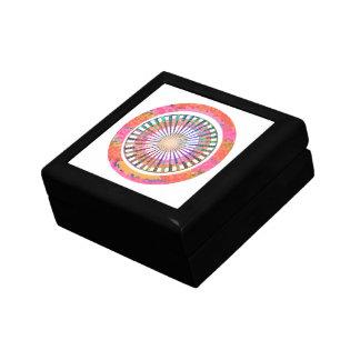 Mandalabotemedelar för Art101 Chakra av ledar- Smyckeskrin