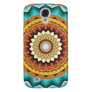 Mandalas från hjärtan av fred, nr. 8, iPhone 3 Galaxy S4 Fodral