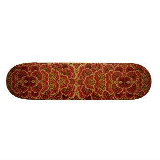 MandalaSkateborad design Skateboard Bräda 21,5 Cm