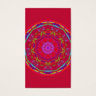 Mandalavisitkortar Visitkort