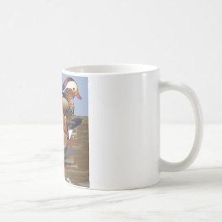 mandarin ducks.jpg kaffemugg
