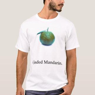 mandarin tee