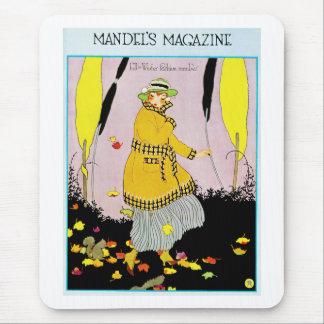 Mandels tidskrift musmatta