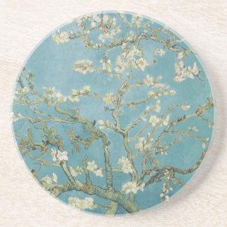 Mandelträd i blommar av Vincent Van Gogh Underlägg