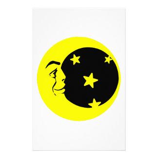 Måne- och stjärnaastrologi, brevpapper