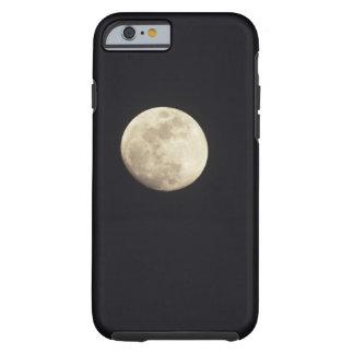 Måne på natten tough iPhone 6 case