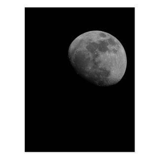 Måne Vykort