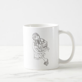 Måneharpa Kaffemugg
