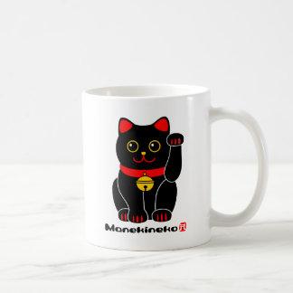Manekineko-Lycklig katt Kaffemugg