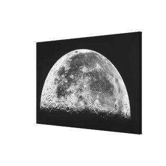 Månen 2 canvastryck