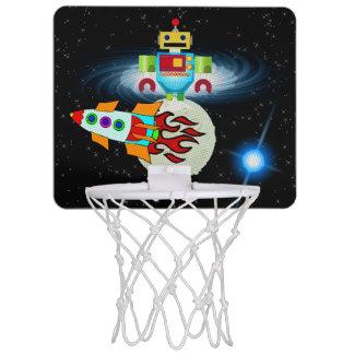 Månen går Mini-Basketkorg