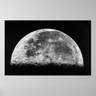 Månen Poster