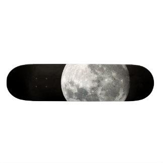 MåneSkateboard Old School Skateboard Bräda 21,6 Cm