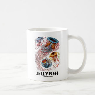 Manet (Ernest Haeckels Artforms av naturen) Kaffe Mugg