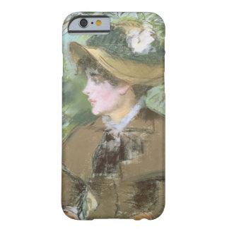 Manet   på ta av planet, 1879 barely there iPhone 6 skal