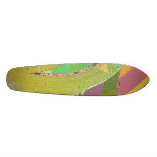 Mång- etnisk design 2 som för Skateboard är